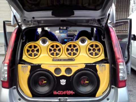Car audio Malaysia K&H Auto Accessories Team At Country Homes ...
