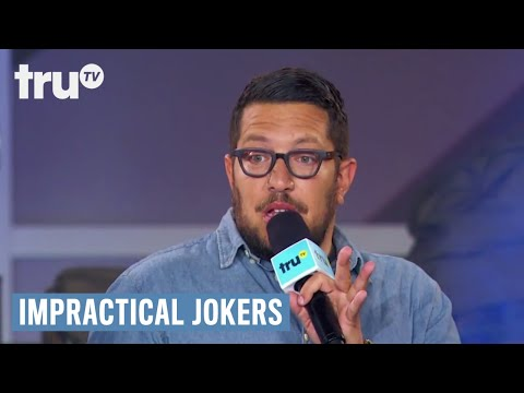 Impractical Jokers - Total Tank Destruction (Punishment) | truTV