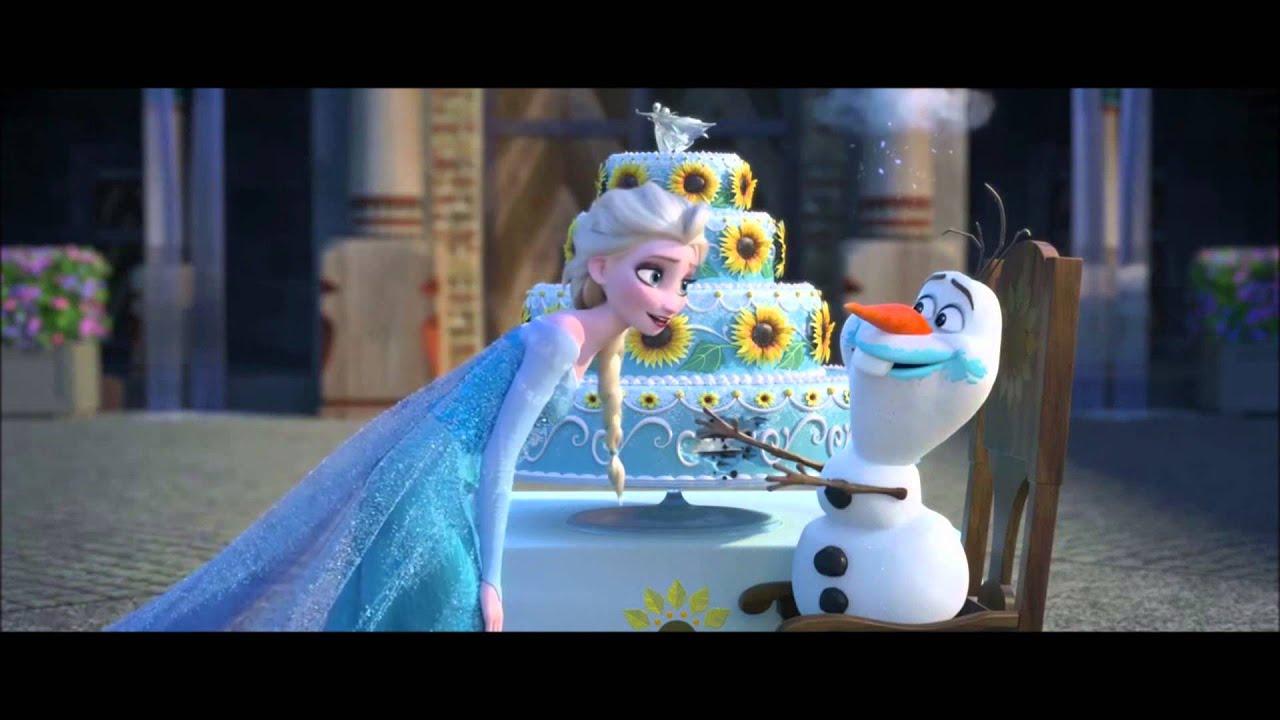 Frozen 2, Aventura congelada 2, Fiebre Congelada, Frozen Fever - YouTube