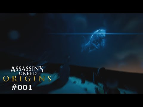 Der Göttlich Löwe - Assassin´s Creed: Origins #001