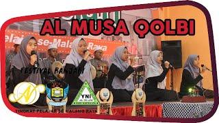 Download AL MUSA QOLBI - FESBAN SMK PRODUKTIF AL ISLAM MALANG 2019