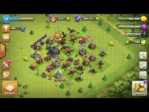 Value of engineer base in clash of clan war || legends of coc