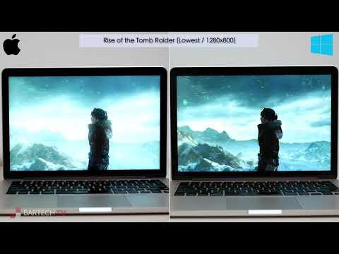 macOS Metal vs Windows DirectX 12 - Gaming on a Mac in 2019?