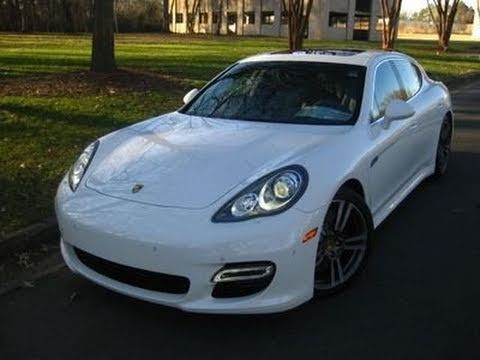 2011 Porsche Panamera Turbo Start Up, Sport Exhaust, and In Depth Review/Tour
