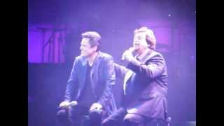 Video Donny and Jay Osmond - Nottingham 27th Jan 2013 download MP3, 3GP, MP4, WEBM, AVI, FLV November 2017