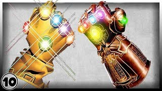 thanos gameplay
