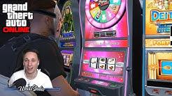 SPIELAUTOMATEN erklärt! CASINO DLC in GTA 5 - Viel Geld machen! Tipps/Tricks