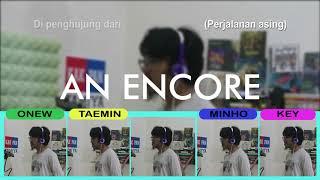 SHINee An Encore Bahasa Indonesia 🇮🇩