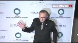 Larry King, Sumner Redstone 2nd Annual An Evening of Environmental Excellence