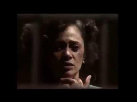 Despedida de Pedro Arcanjo (Nelson Xavier) e Ana Mercedes (Tania Alves) em 'Tenda dos Milagres'