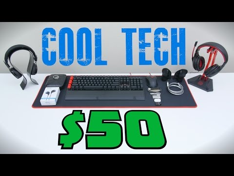 Cool Tech Under $50 - October