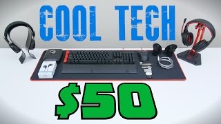 Cool Tech Under $50 - October