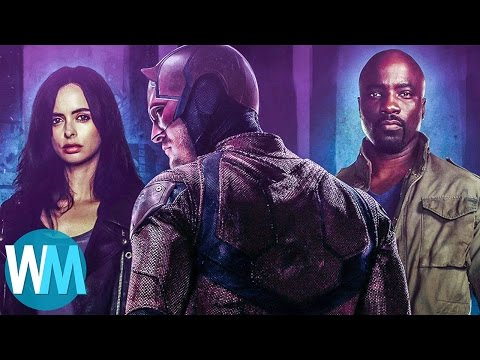 Top 10 Best Moments From Netflix Marvel Shows