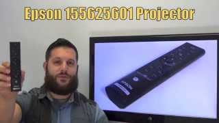 Epson 155625601 Projector Remote Control - www.ReplacementRemotes.com