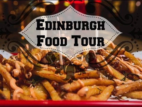 Edinburgh Scotland Food Tour