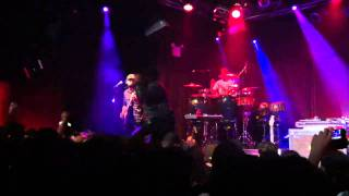 K-OS - SuperStarr Part Zero (Live @ Highline Ballroom NYC) 10/28/10