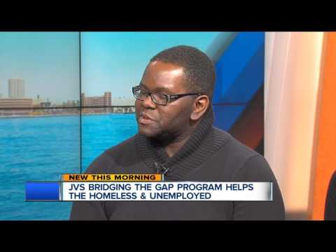 JVS Bridging the Gap Program Helps the Homeless and Unemployed