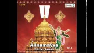 Annamacharya Sankeertana - Dolayam Chala (with English and Telugu lyrics)