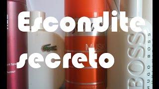 Como hacer un escondite secreto para tu habitación o para el viaje