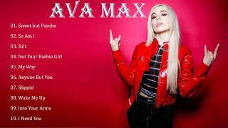 Ava Max Greatest Hits Full Album 2019 - Best Songs Of Ava Max Playlist 2019