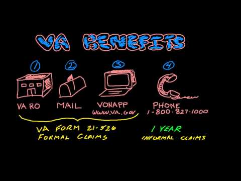 How to File for VA Disability Benefits