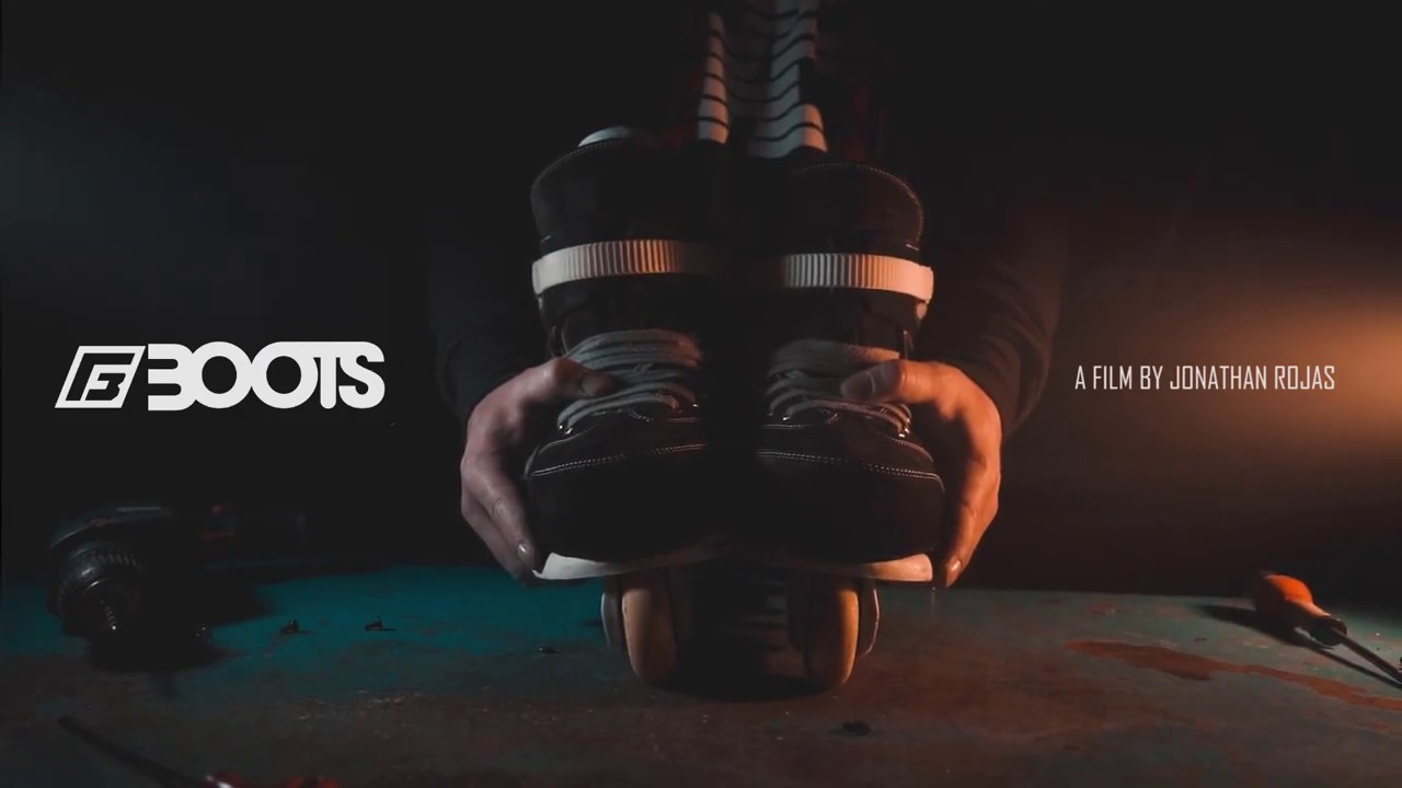 Gboots / promo