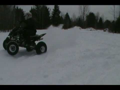 testing maxxis 4 snow tires