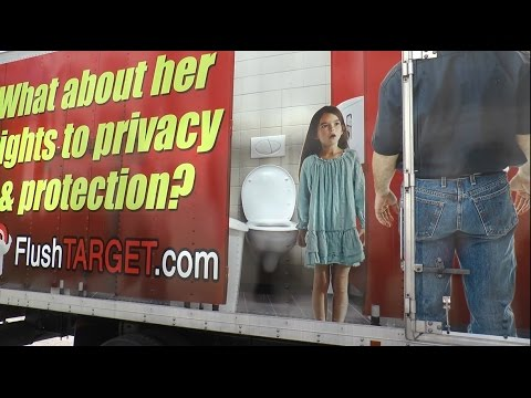 Campaign Against Target Bathroom Policy Drives Forward YouTube - Target bathroom policy