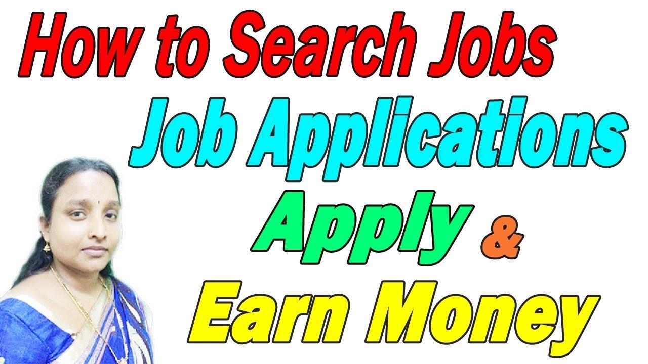 easy online job applications