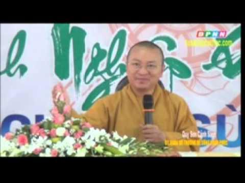 Quy Sơn Cảnh Sách 01: Quán vô thường để sống hạnh phúc hơn (20/06/2012) Thích Nhật Từ