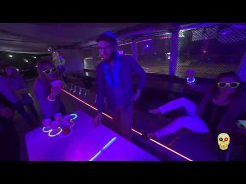 Ping Chic party - Mannequin Challenge  ( PALM BEACH à Cannes ) Lights & Dark Version