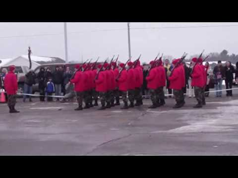 WI National Guard Challenge Academy Class 23 Drill Team