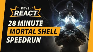 Mortal Shell Developers React to 28 Minute Speedrun