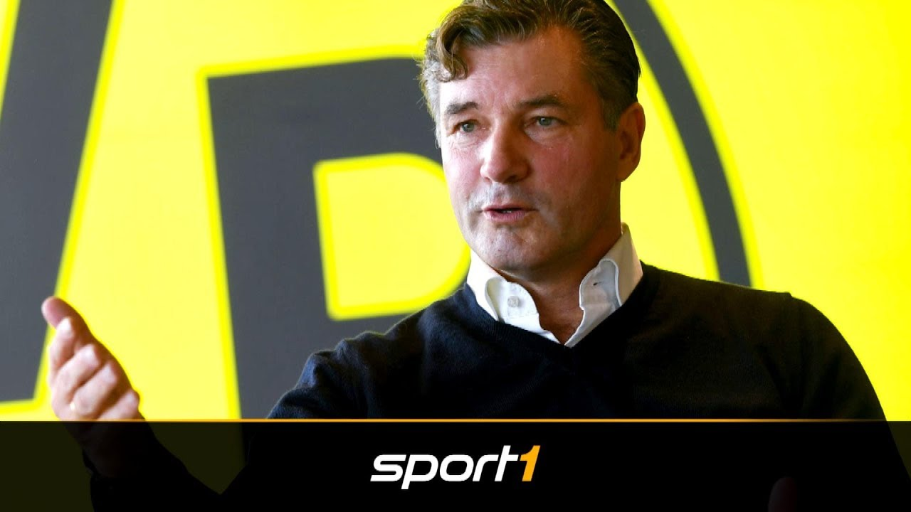 Michael Zorc erklärt: So lief der Hummels-Deal   SPORT1 - DER TAG