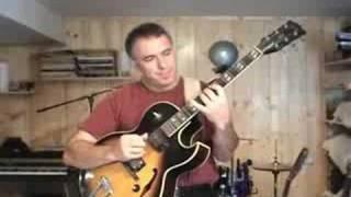 Jake Reichbart Plays Smooth Jazz Funk Guitar