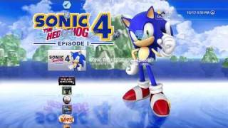 Sonic the Hedgehog 4 - Episode 1 Playthrough (Part 1 of 6): Splash Hill Zone