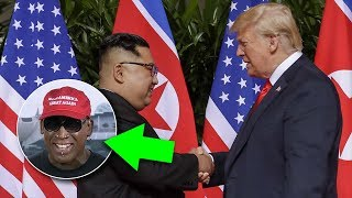 Dennis Rodman Has Been Vindicated - Trump / Kim Singapore Summit Was A Success!