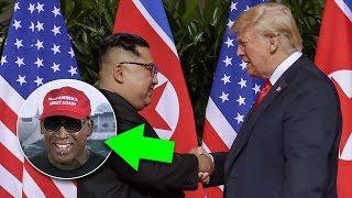 Dennis Rodman Has Been Vindicated - Trump / Kim Singapore Summit Was A Success!