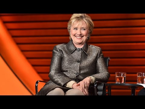 Hillary Clinton discusses Syria, Assad psychology and the future of the Syrian people