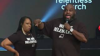 apostle at relentless prophecy