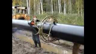 видео Изоляция стальных труб
