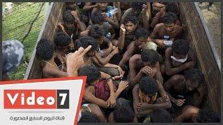 """بالفيديو.. """"وزارة الخارجية"""": الاتجار بالبشر التجارة رقم 2 فى العالم بعد السلاح"""