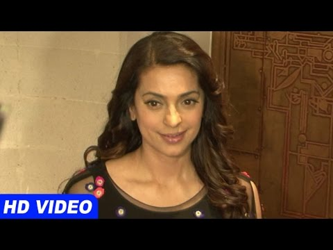 Juhi Chawla Visit At National Sports Club Of India