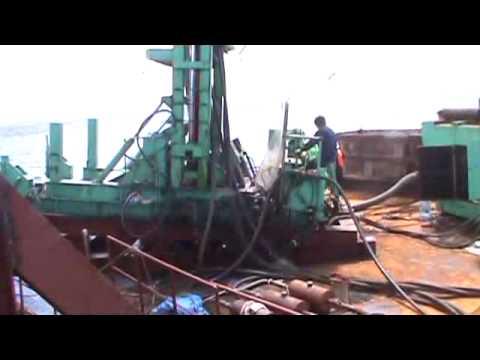 Offshore RCD DTH Hammering