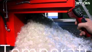 видео шредер для пластика