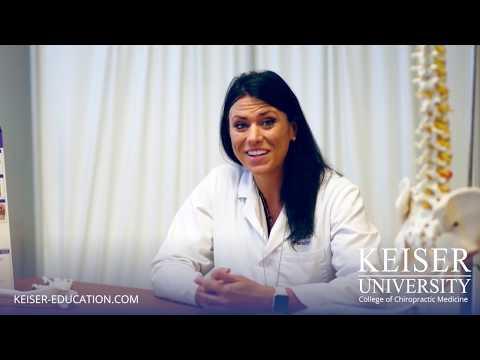Keiser University College of Chiropractic Medicine - Assistant Professor