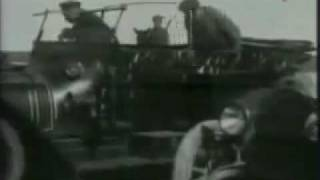 Leon Trotsky Russian Civil War Montage