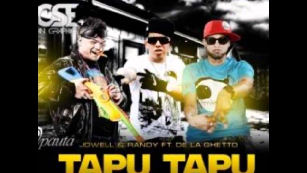Download Jowell Y Randy ft De la Ghetto Tapu Tapu 2 mixeo (New 2011) Por DJMIX