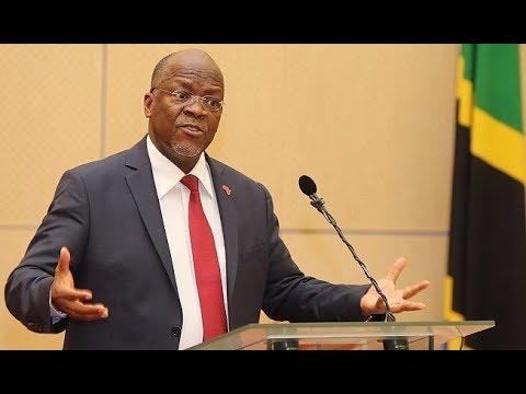 """HOTUBA YA JPM: """"Mwijage, Tizeba nimewatumbua walikaa kimya sana"""""""