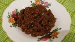 Аджика с петрушкой/Adjika with parsley
